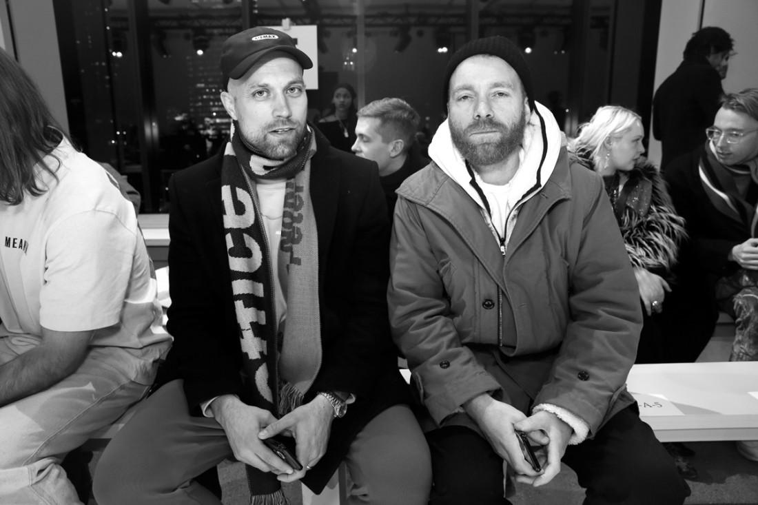 Front Row@Matthew Adams Dolan WOMENS NYFW FW2018 Photos by Cheryl Gorski 22