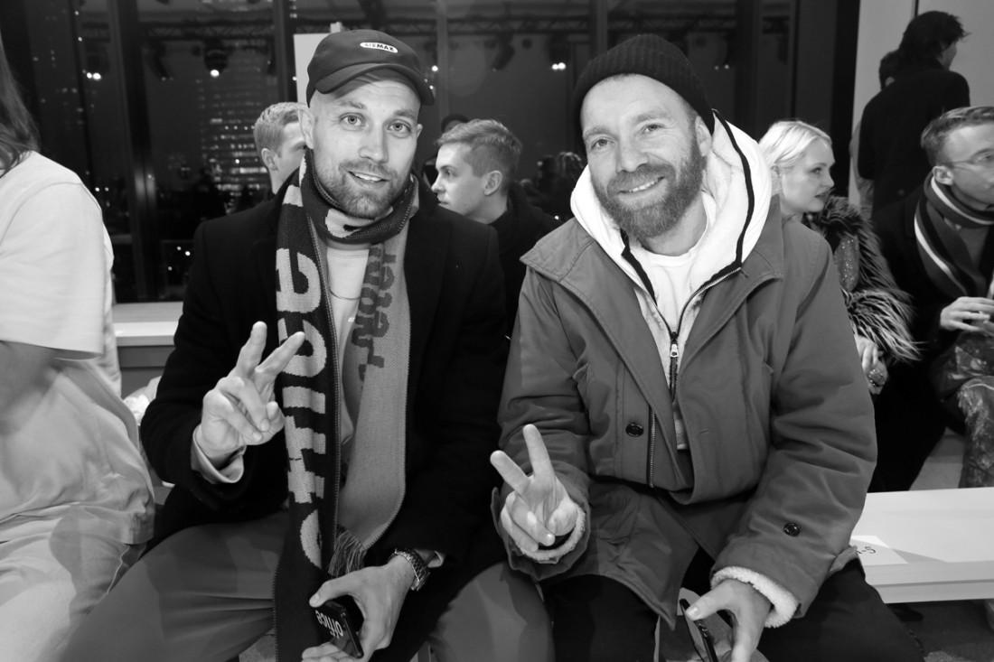 Front Row@Matthew Adams Dolan WOMENS NYFW FW2018 Photos by Cheryl Gorski 23