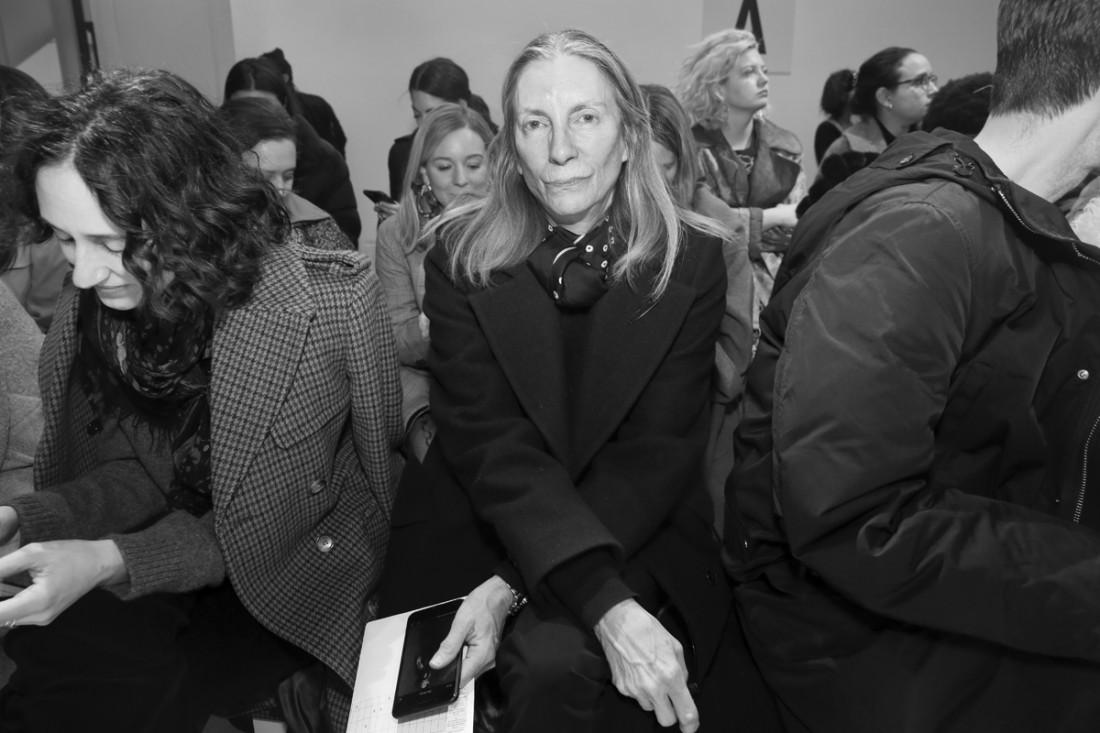 Front Row@Matthew Adams Dolan WOMENS NYFW FW2018 Photos by Cheryl Gorski 30