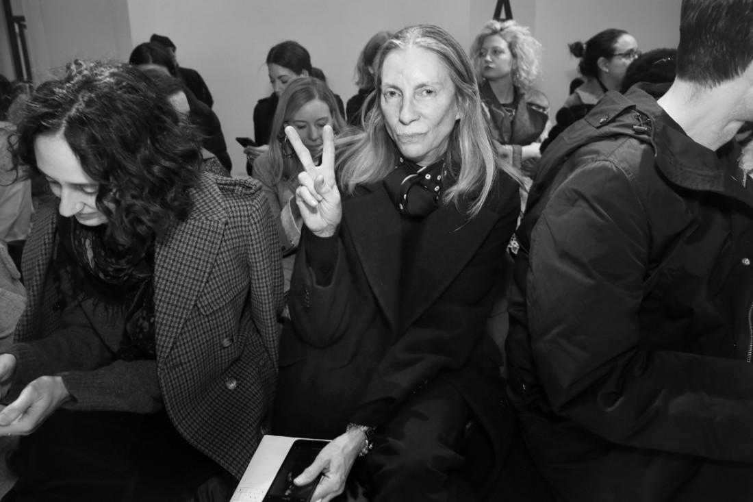 Front Row@Matthew Adams Dolan WOMENS NYFW FW2018 Photos by Cheryl Gorski 31