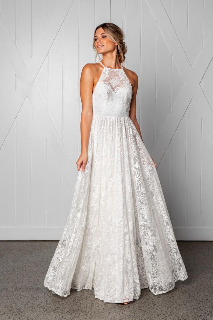 Harri Wedding Dress by Grace Loves Lace 2