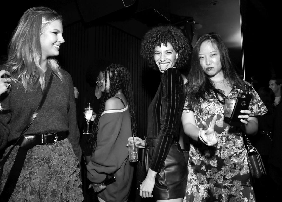 Jordan Brand Rona Li@Wilhelmina NYFW Party 2018 photo by Cheryl Gorski 58