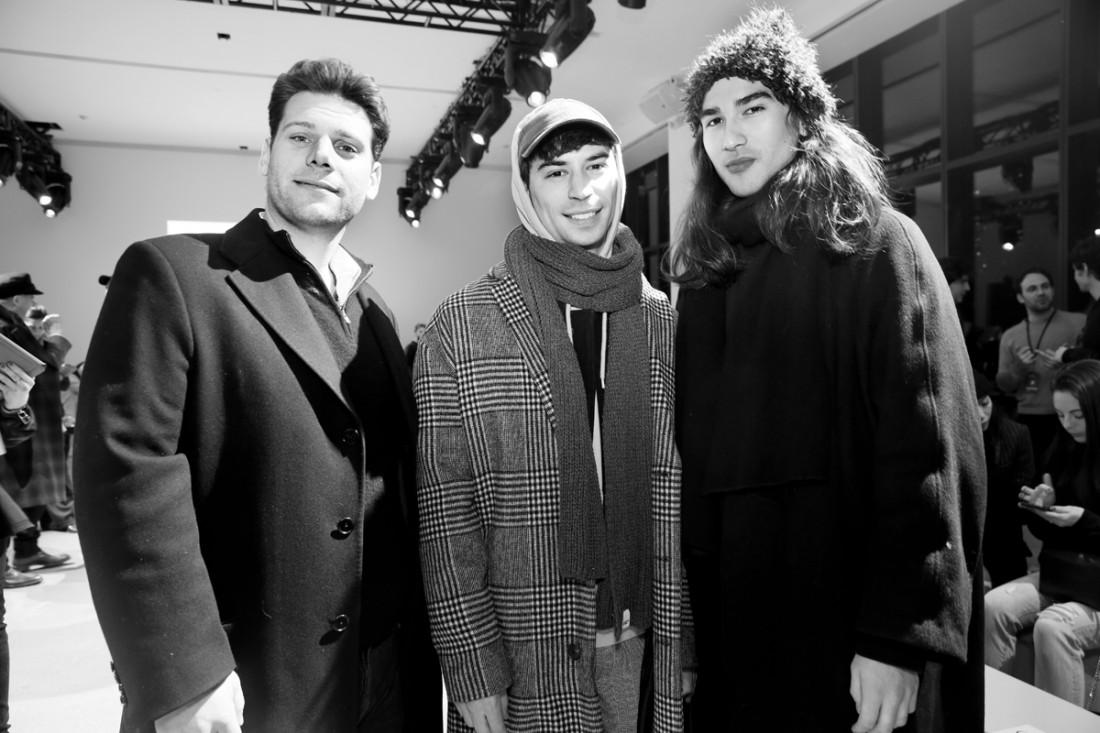 Josh Kapelman Front Row@Matthew Adams Dolan WOMENS NYFW FW2018 Photos by Cheryl Gorski 11