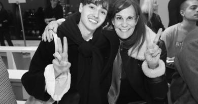 Julie Gilhart Front Row@Matthew Adams Dolan WOMENS NYFW FW2018 Photos by Cheryl Gorski 4