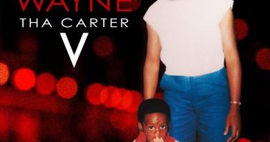 LIL WAYNE Carter V Cover FINAL