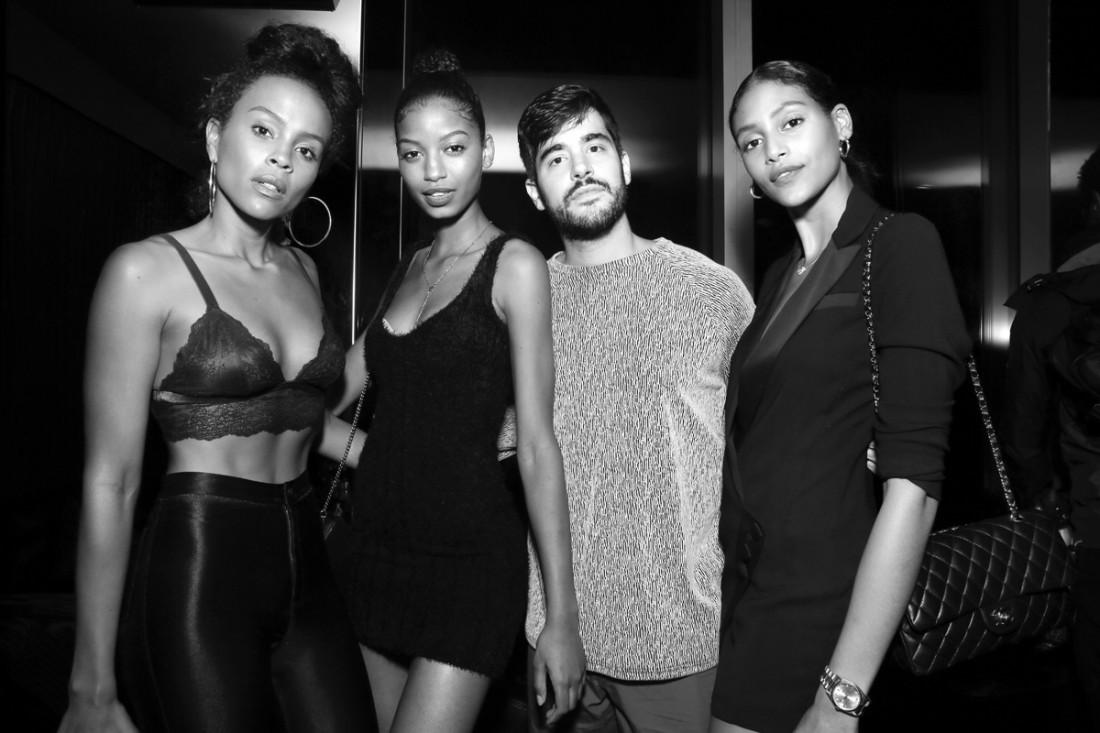 Madelang de Jesus Rossy Herrera@Wilhelmina NYFW Party 2018 photo by Cheryl Gorski 66