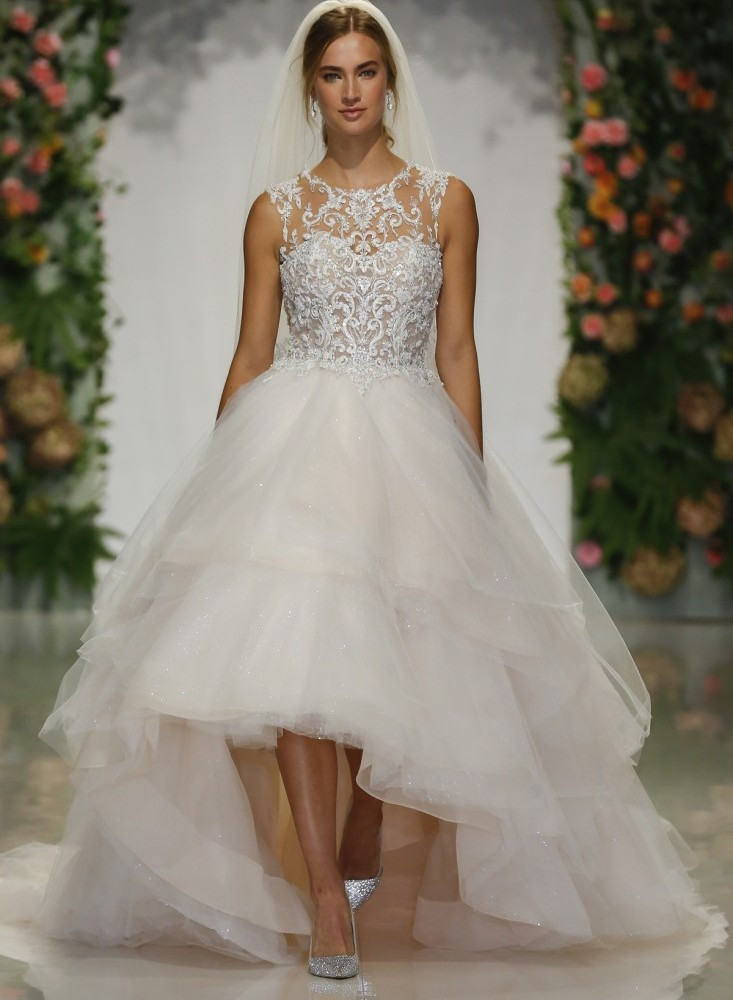Madeline Gardner NYFW Bridal SS2019 photos by Dan Lecca 40