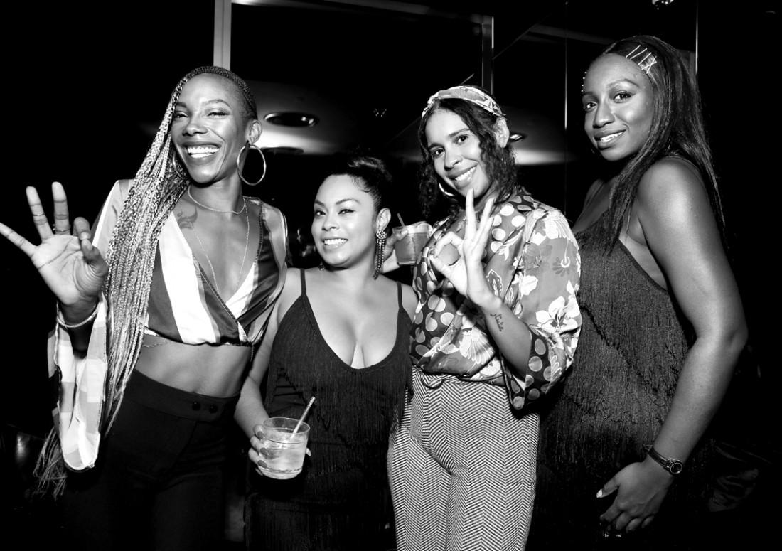 Paulina Jones Michelle Williams@Wilhelmina NYFW Party 2018 photo by Cheryl Gorski 82
