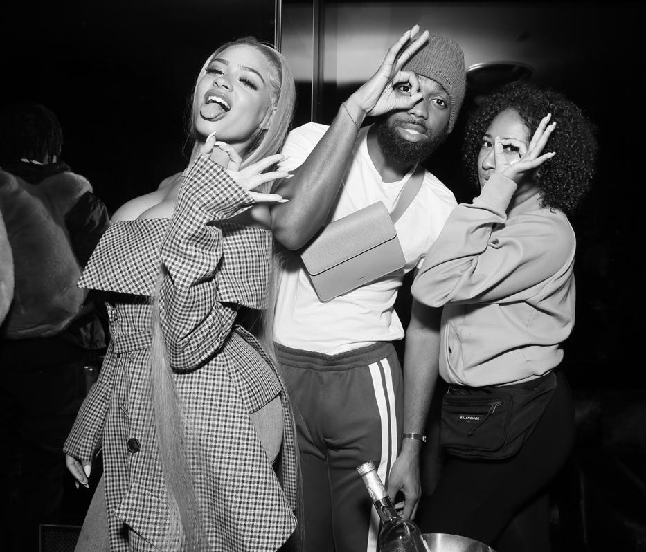 Tori Brixx@Wilhelmina NYFW Party 2018 photo by Cheryl Gorski 78