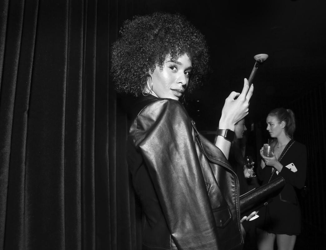 Victoria Seabrooks@ Wilhelmina NYFW Party 2018 photo by Cheryl Gorski 117