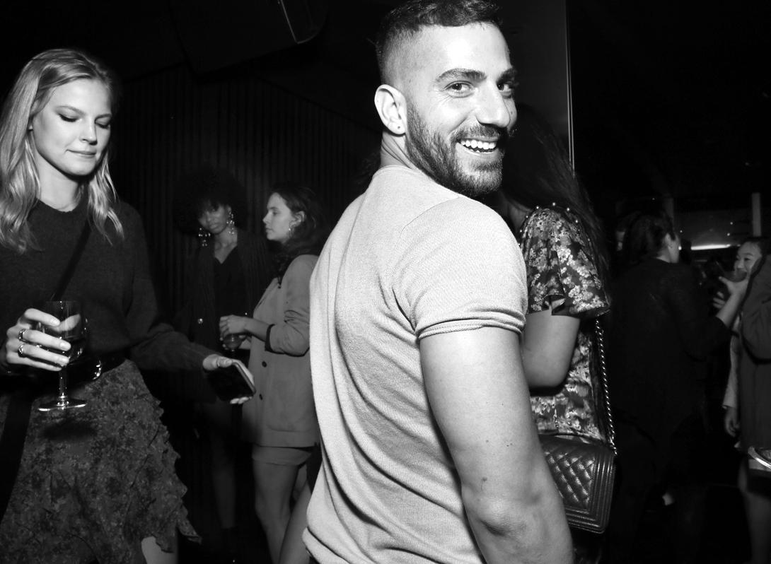 Wilhelmina NYFW Party 2018 photo by Cheryl Gorski 55