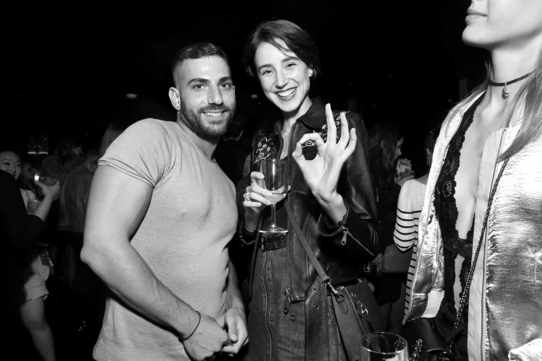 Wilhelmina NYFW Party 2018 photo by Cheryl Gorski 57