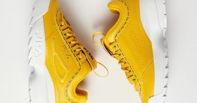 FILA and Mr. Alan's Unveil Limited Edition 95 Sneaker