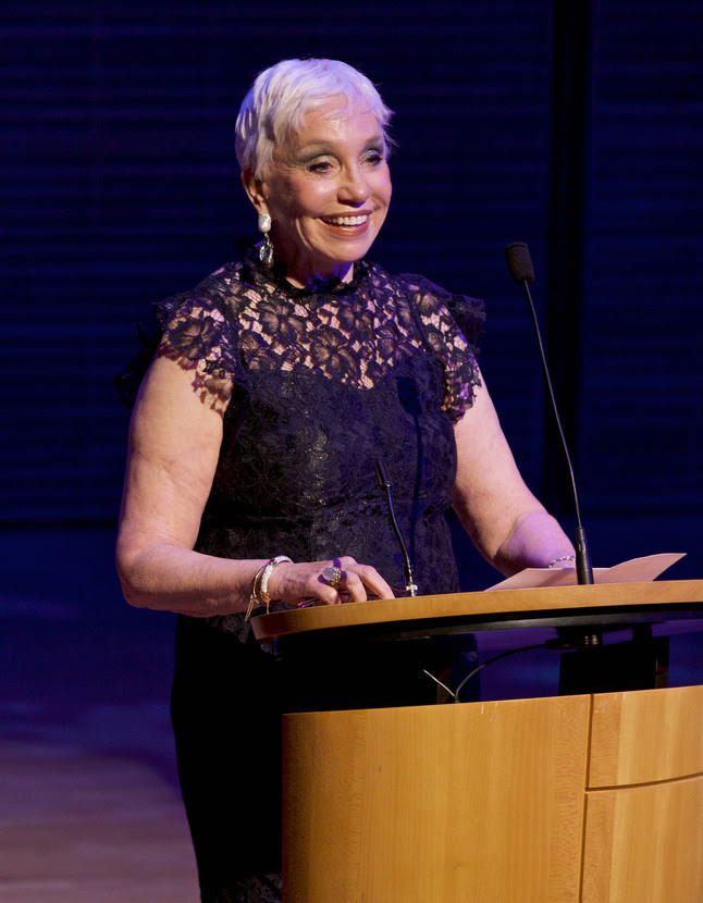 Susan Baraz, Co-Chair of the Lucie Awards and Head of Judging for IPA