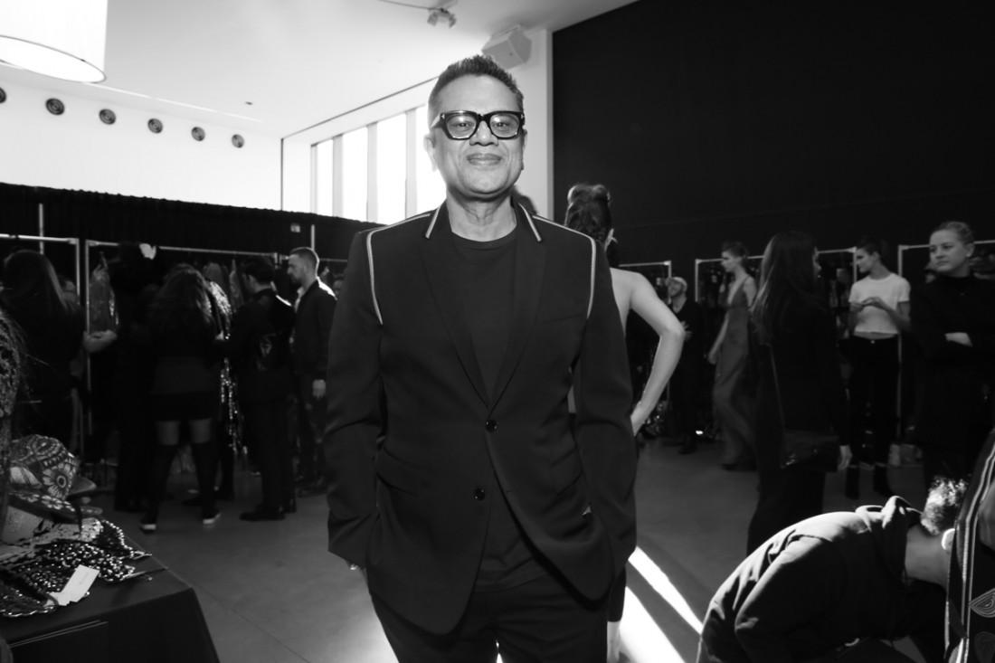 Backstage@ Naeem Kahn NYFW FW2018 photo by Cheryl Gorski 8
