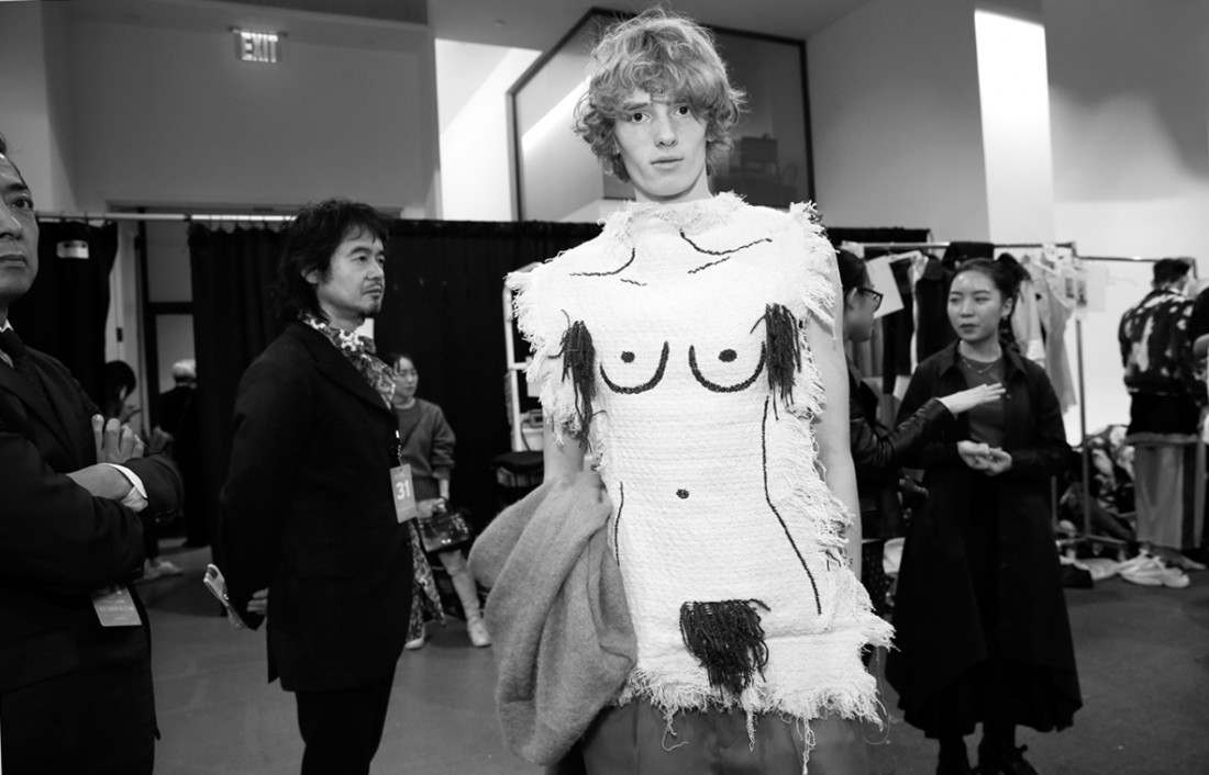 Backstage@Asia Fashion Collection NYFW SS2019 photo by Cheryl Gorski 3