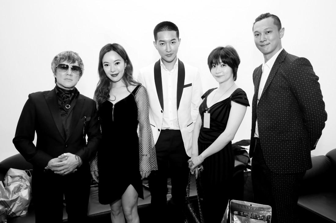 Backstage@Hot Now China NYFW SS2019 photo by Cheryl Gorski 10
