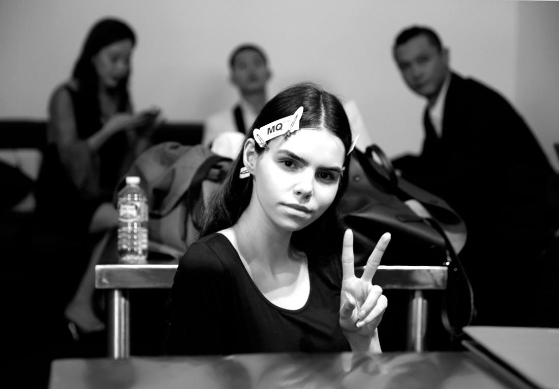 Backstage@Hot Now China NYFW SS2019 photo by Cheryl Gorski 27
