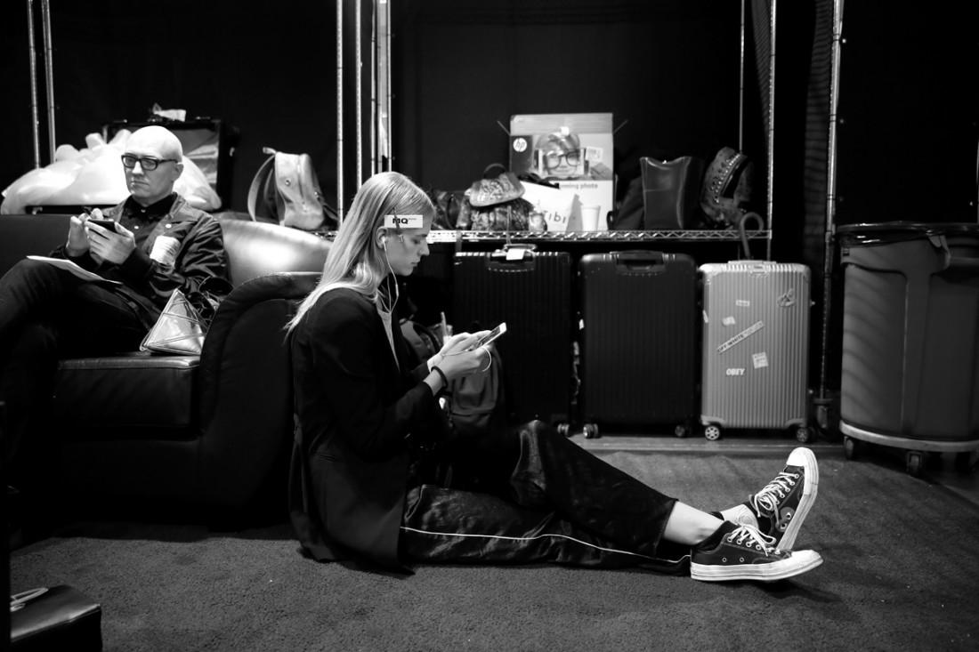 Backstage@Hot Now China NYFW SS2019 photo by Cheryl Gorski 29