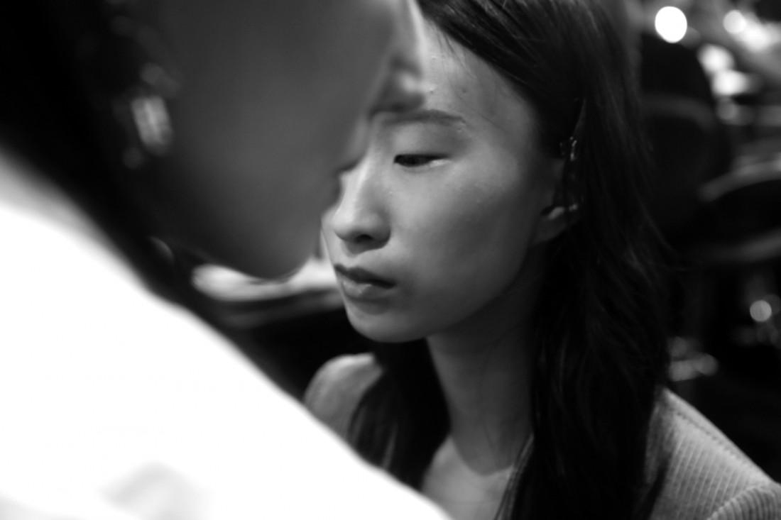 Backstage@Hot Now China NYFW SS2019 photo by Cheryl Gorski 33