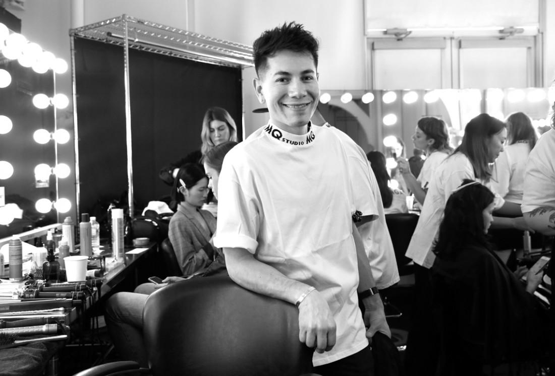 Backstage@Hot Now China NYFW SS2019 photo by Cheryl Gorski 39