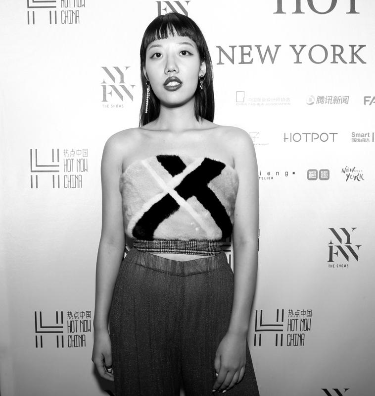 Backstage@Hot Now China NYFW SS2019 photo by Cheryl Gorski 54