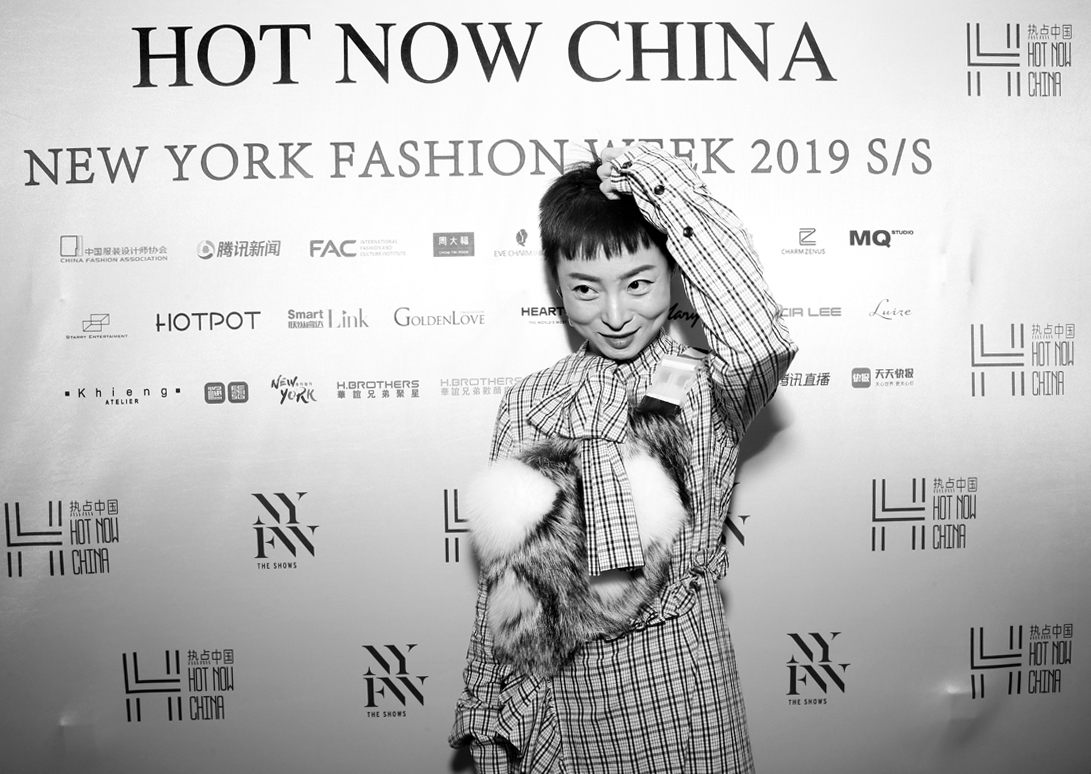 Backstage@Hot Now China NYFW SS2019 photo by Cheryl Gorski 56