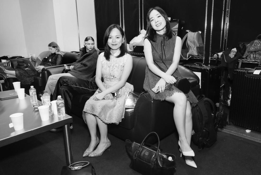 Backstage@Hot Now China NYFW SS2019 photo by Cheryl Gorski 72
