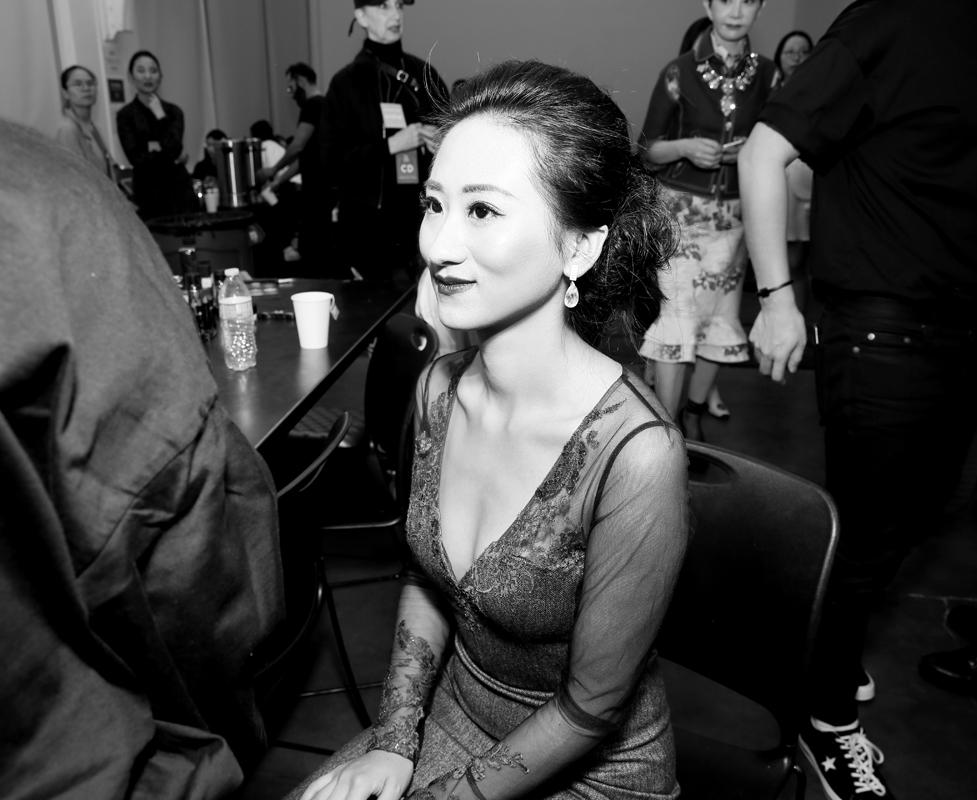 Backstage@Hot Now China NYFW SS2019 photo by Cheryl Gorski 75