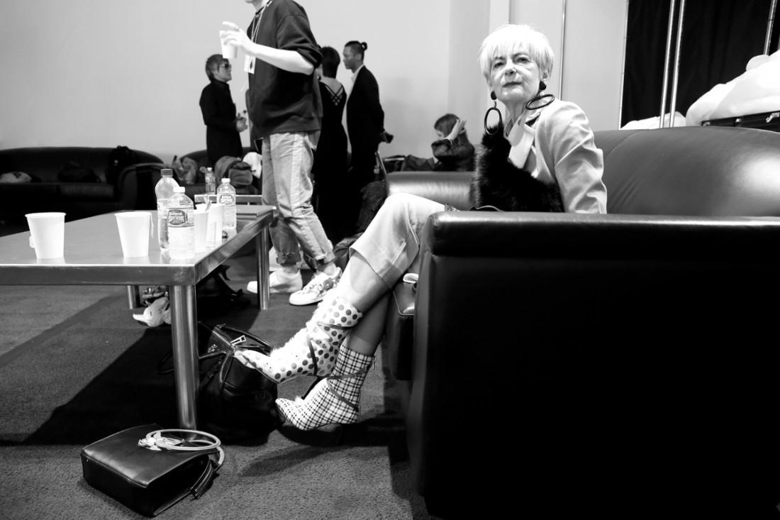 Backstage@Hot Now China NYFW SS2019 photo by Cheryl Gorski 8