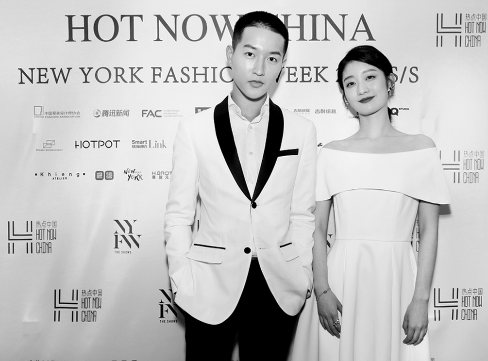 Backstage@Hot Now China NYFW SS2019 photo by Cheryl Gorski 84