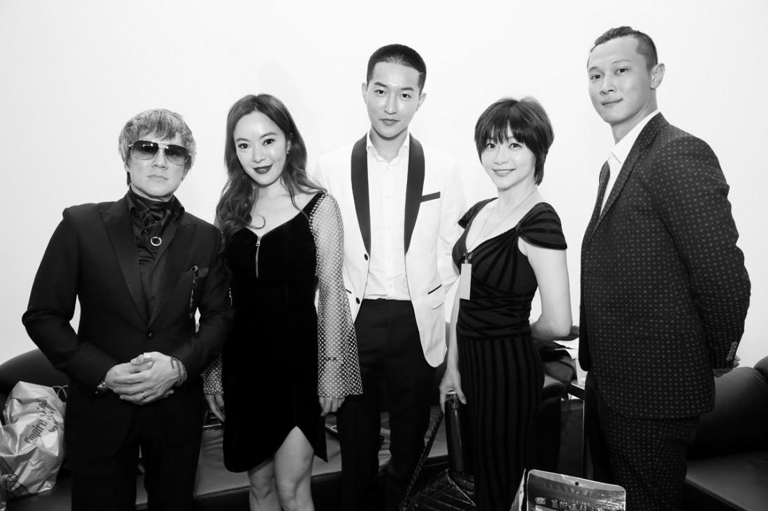 Backstage@Hot Now China NYFW SS2019 photo by Cheryl Gorski 9