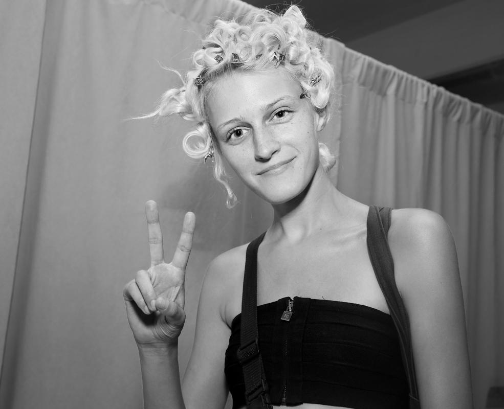 Backstage@Nicole Miller NYFW SS2019 photo by Cheryl Gorski 16