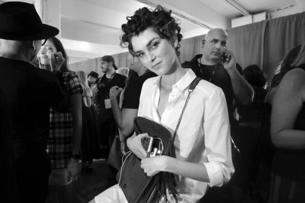 Backstage@Nicole Miller NYFW SS2019 photo by Cheryl Gorski 2