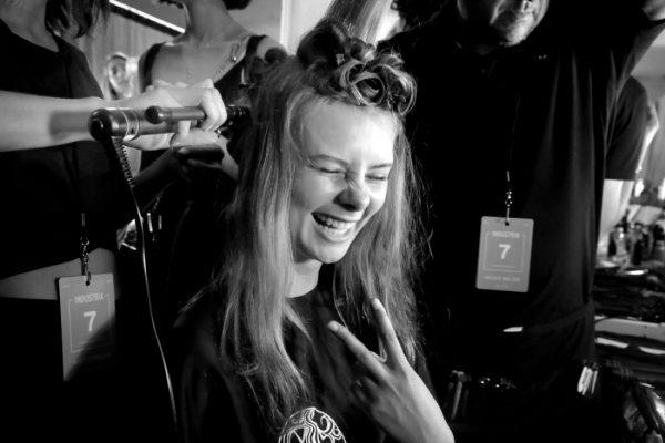 Backstage@Nicole Miller NYFW SS2019 photo by Cheryl Gorski 24