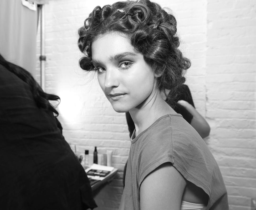 Backstage@Nicole Miller NYFW SS2019 photo by Cheryl Gorski 49