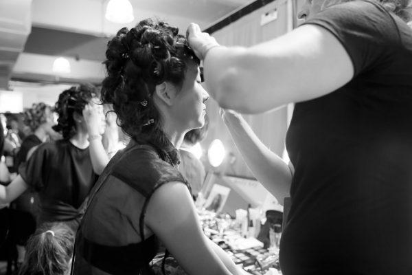 Backstage@Nicole Miller NYFW SS2019 photo by Cheryl Gorski 55