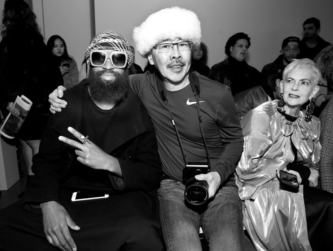 Baptiste Front Row@Yajun NYFW FW2018 photo by Cheryl Gorski 8