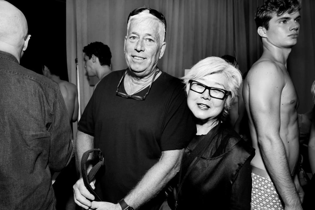 Bobby Lynne Oneil@Parke Ronen Mens NYFW SS2019 photo by Cheryl Gorski 10