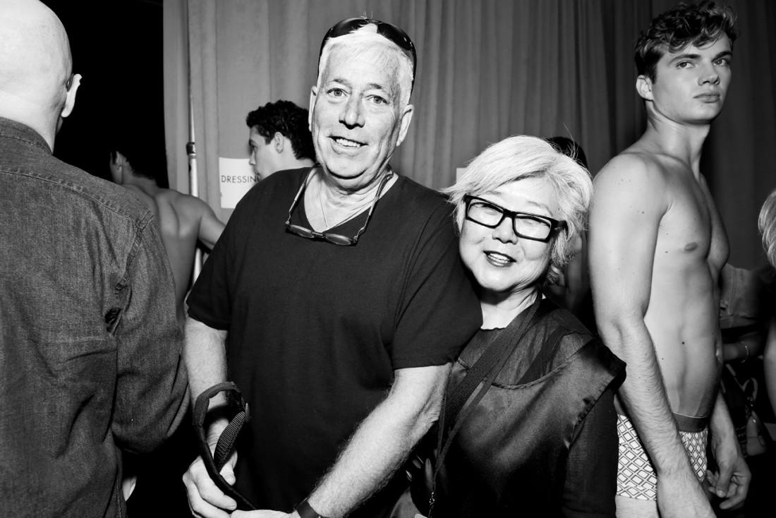 Bobby Lynne Oneil@Parke Ronen Mens NYFW SS2019 photo by Cheryl Gorski 9
