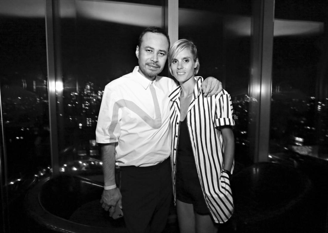 Carlos Campos Megan Key @ Carlos Campos After Party @ Public Hotel NYFW SS2019 photo by Cheryl Gorski 3