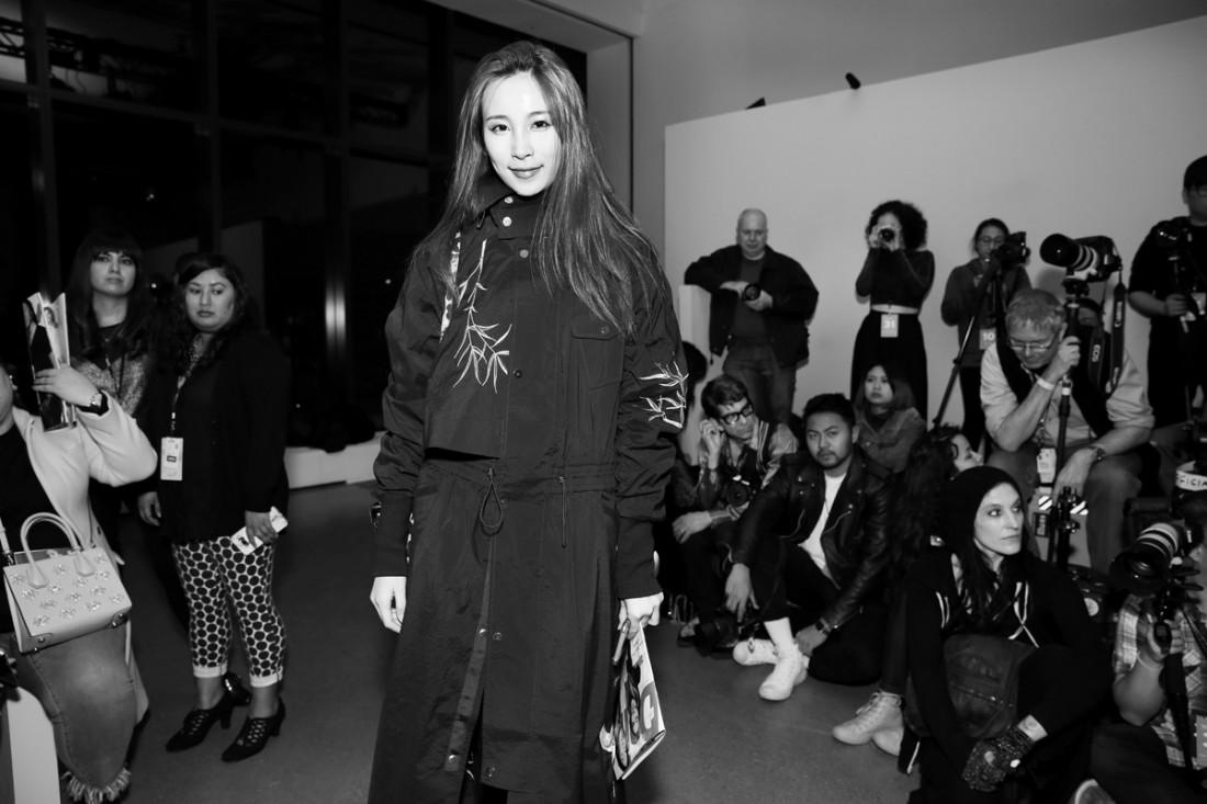 Christina Jin@ Asia Fashion Collective NYFW photo by Cheryl Gorski 11