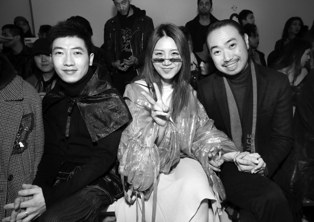 Daisy Toi Front Row@Yajun NYFW FW2018 photo by Cheryl Gorski 12