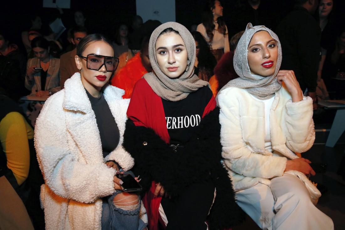 Front Row @ Naeem Khan NYFW FW2018 photo by Cheryl Gorski 2