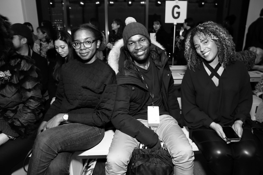 Front Row@ Asia Fashion Collective NYFW photo by Cheryl Gorski 16