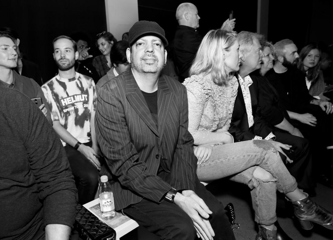 Front Row@Hogan McLaughlin NYFW SS2019 photo by Cheryl Gorski 17