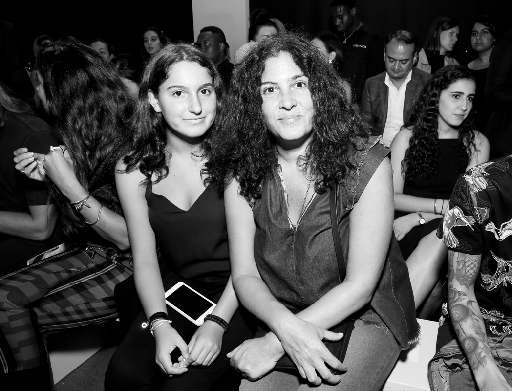 Front Row@Hogan McLaughlin NYFW SS2019 photo by Cheryl Gorski 37