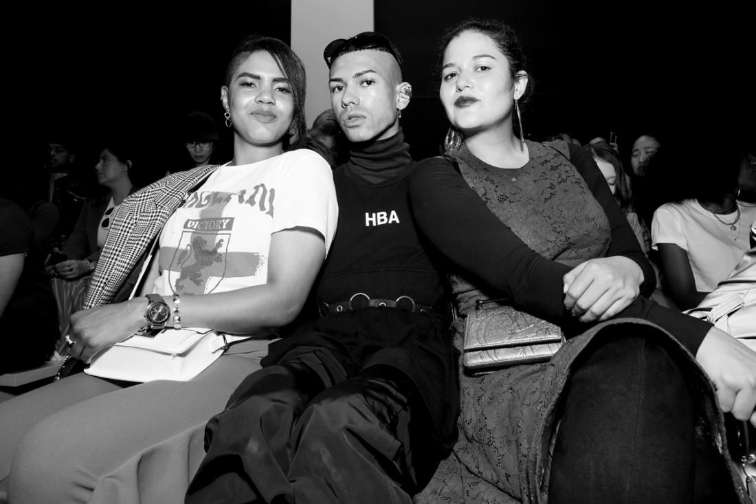 Front Row@Hogan McLaughlin NYFW SS2019 photo by Cheryl Gorski 44