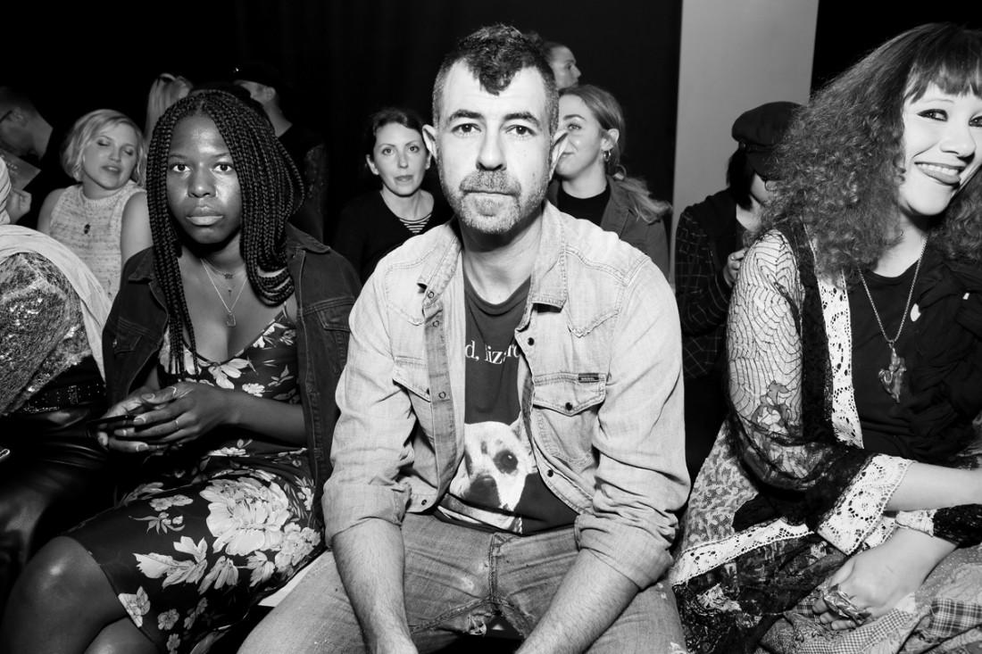 Front Row@Hogan McLaughlin NYFW SS2019 photo by Cheryl Gorski 5