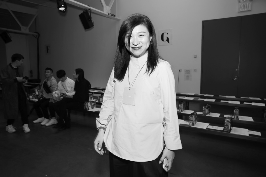 Front Row@Hot Now China NYFW SS2019 photo by Cheryl Gorski 1